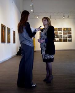 Лела Цицуашвили, куратор выставок Национального музея Грузии