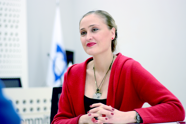 Мака Гиоргобиани. Президент Федерации фигурного катания Грузии