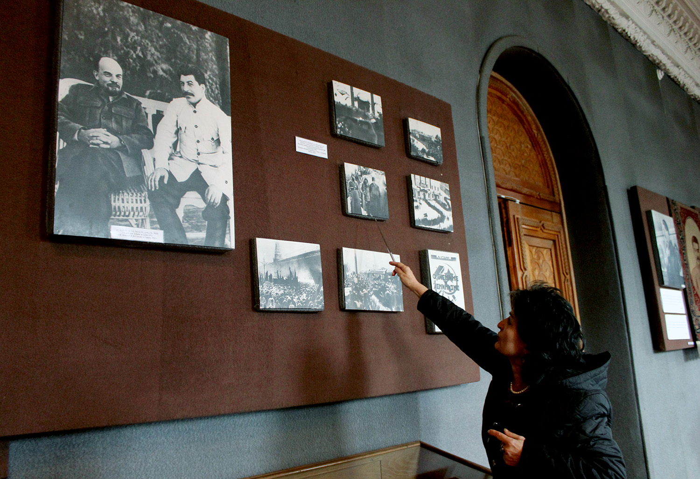 Музей И.В. Сталина в Гори (фото: sova.news)