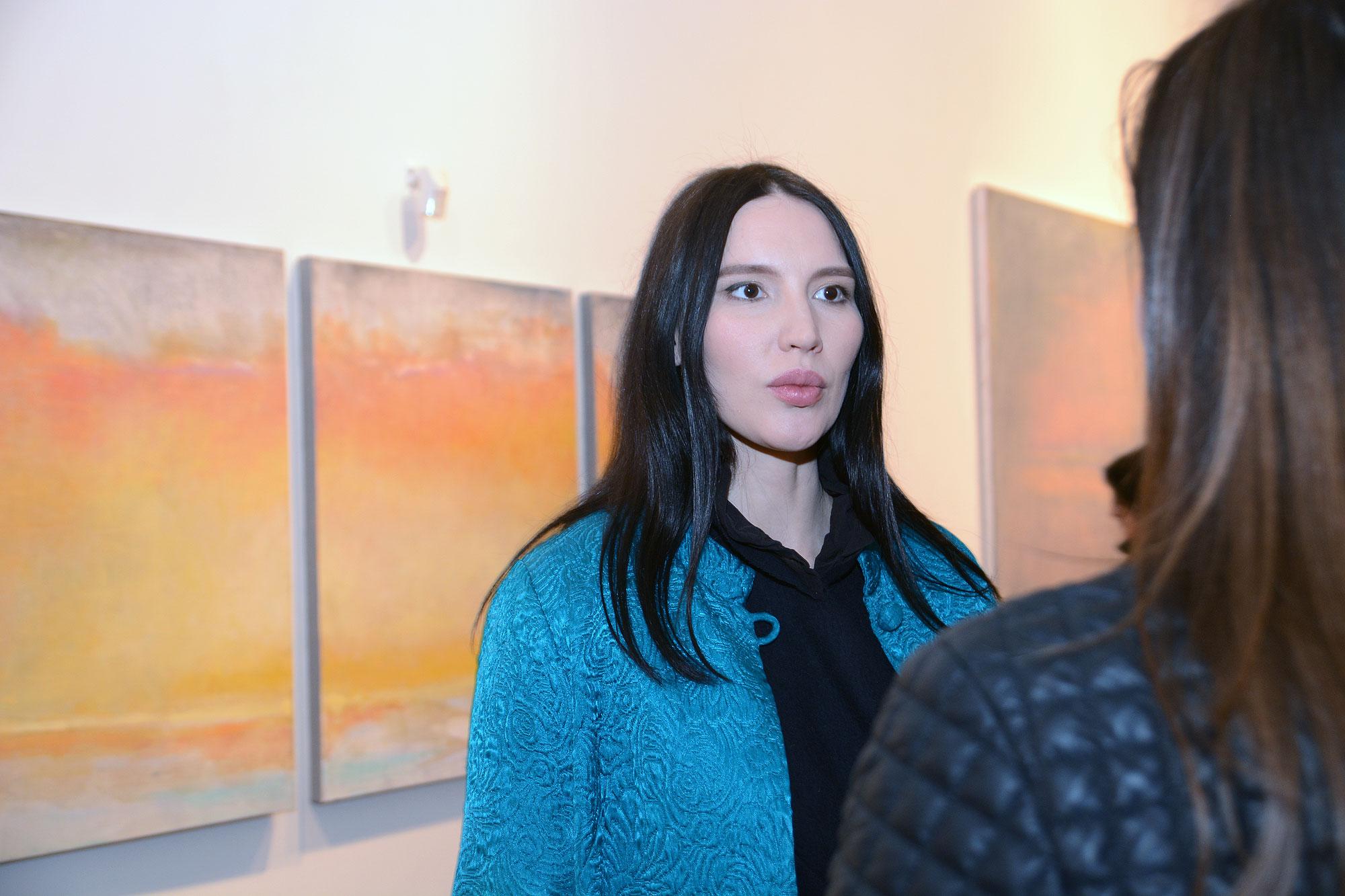 Айгана Гали (фото: sova.news)