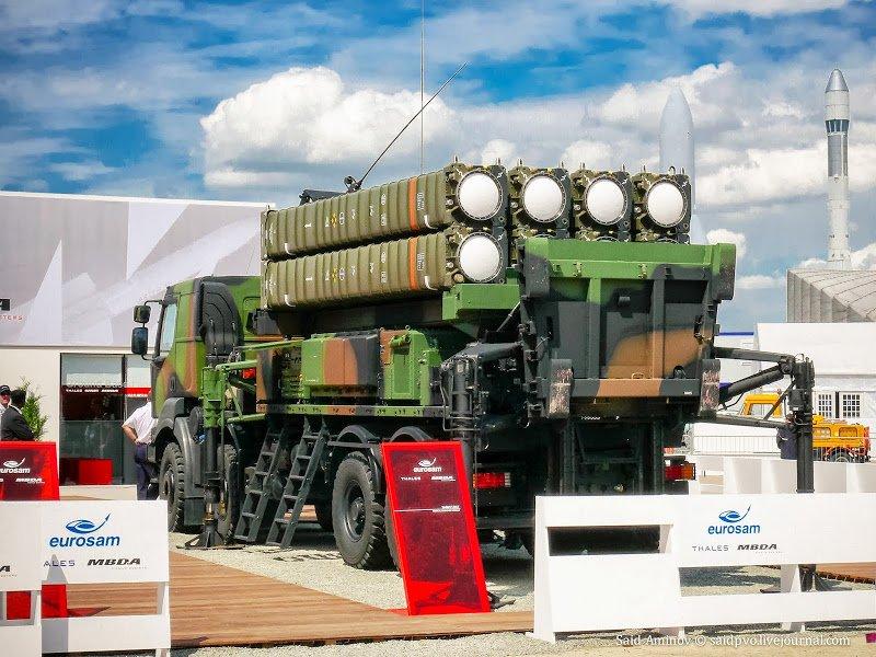 Франция снабдит Грузию техническими средствами систем ПВО