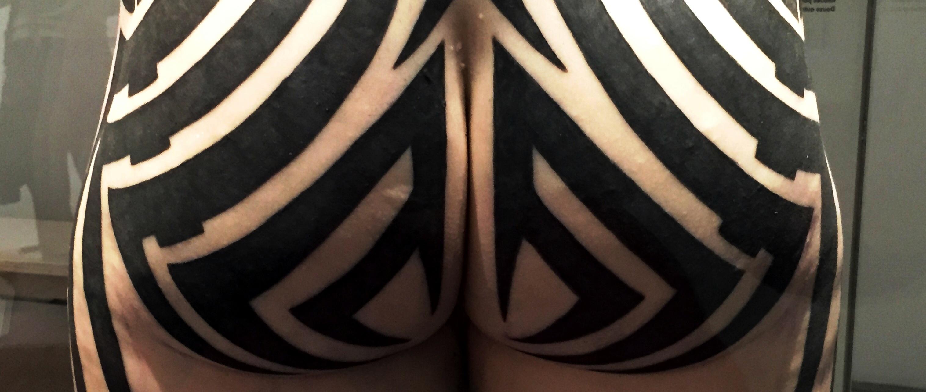 Татуировки: Ритуал. Идентификация. Одержимость. Искусство