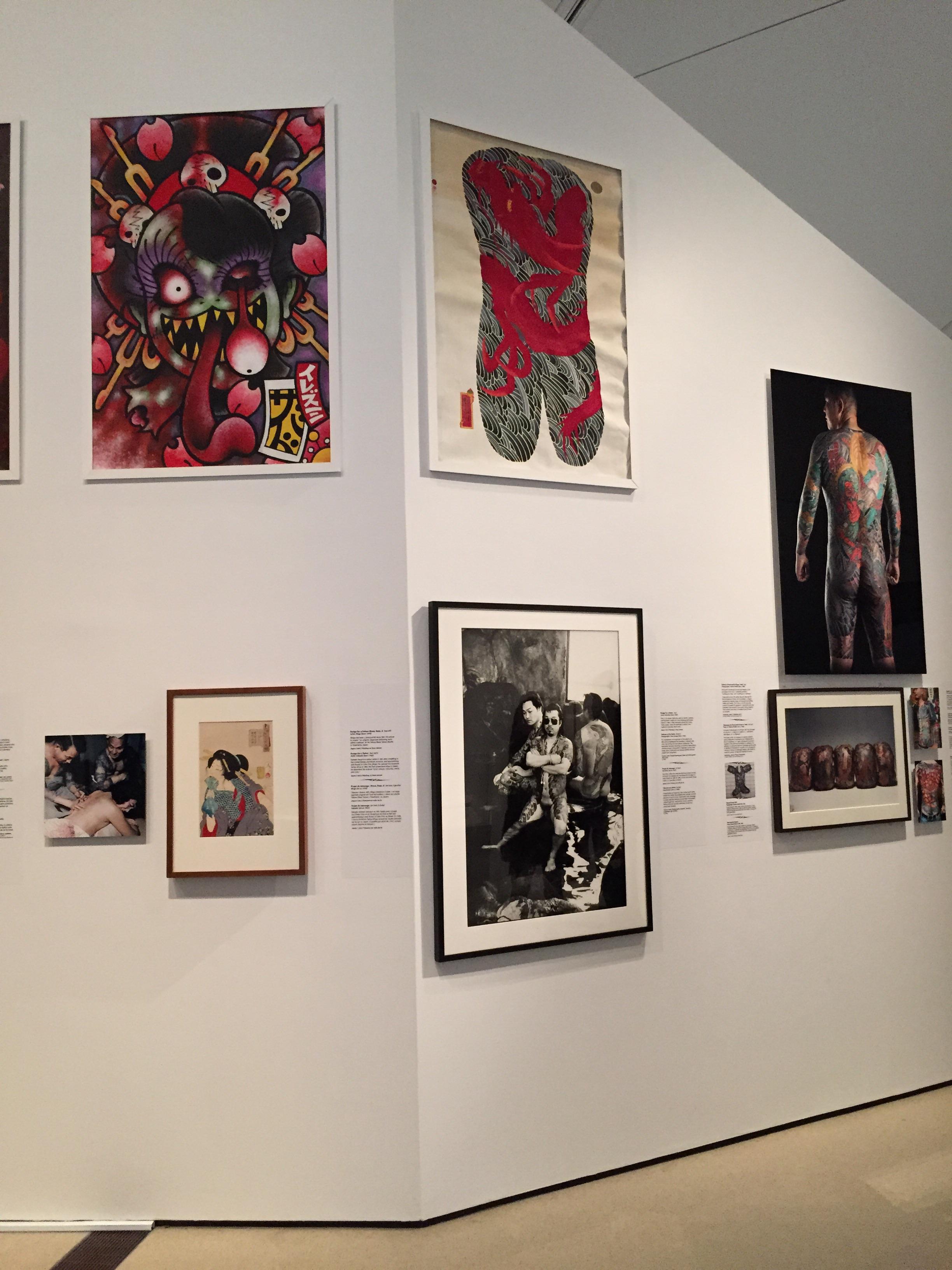 image 27 Другая SOVA ROM, tatoo, выставка, идентификация, искусство, Марк Джейкобс, одержимость, ритуал, тату, татуировк, Тин-Тин