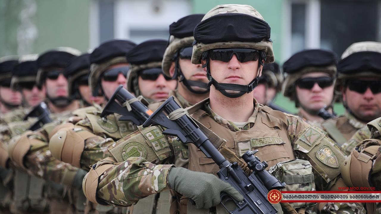 Грузия отказалась от воинской повинности