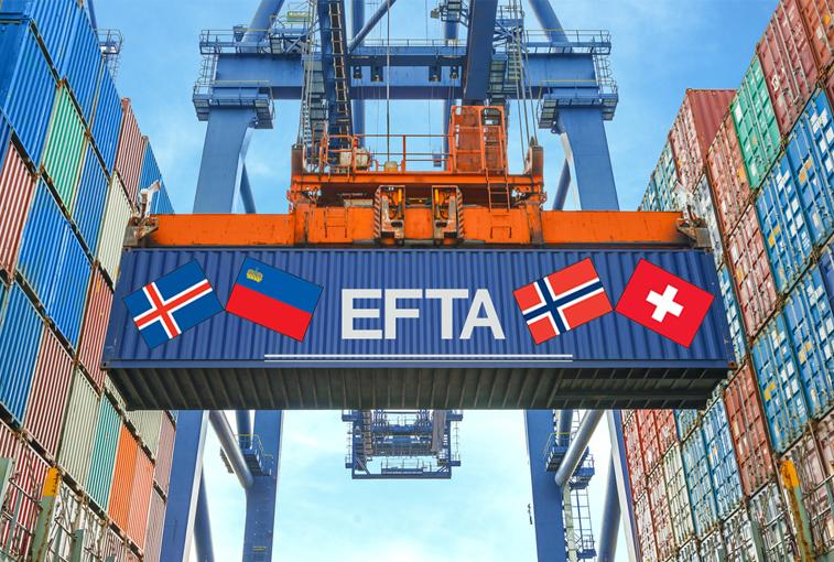 Грузия и EFTA переходят к режиму свободной торговли