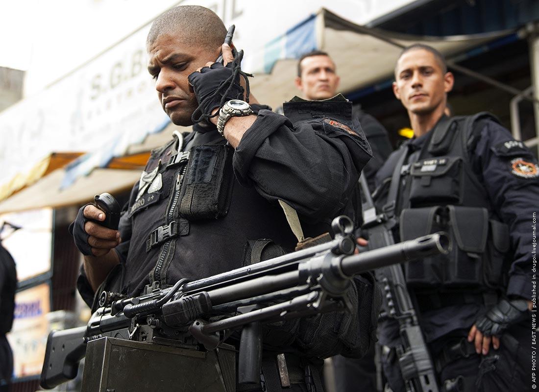 Задержаны подозреваемые в подготовке теракта на Олимпиаде в Рио-де-Жанейро