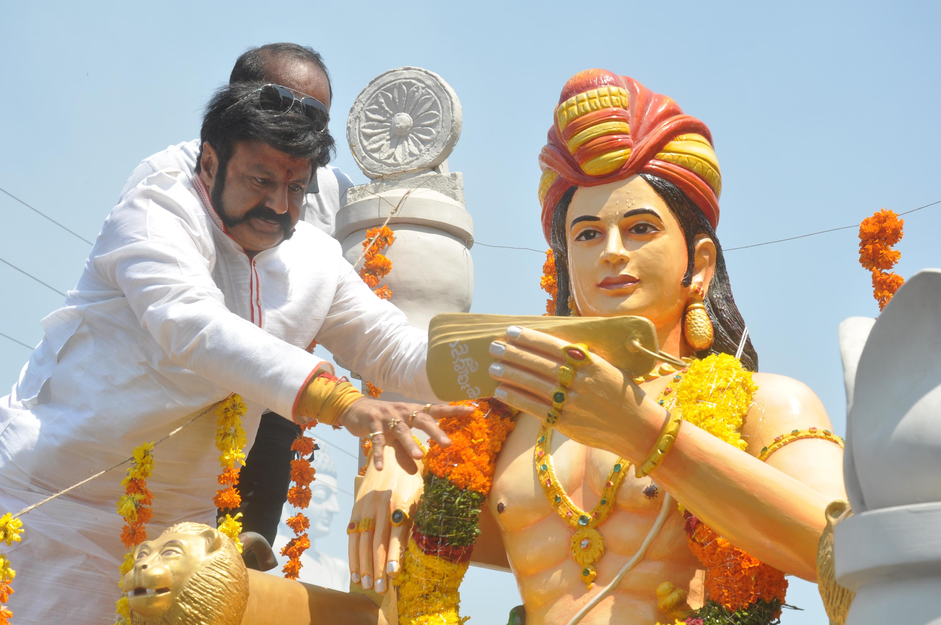 В горах Гудаури проходят съемки индийской исторической драмы
