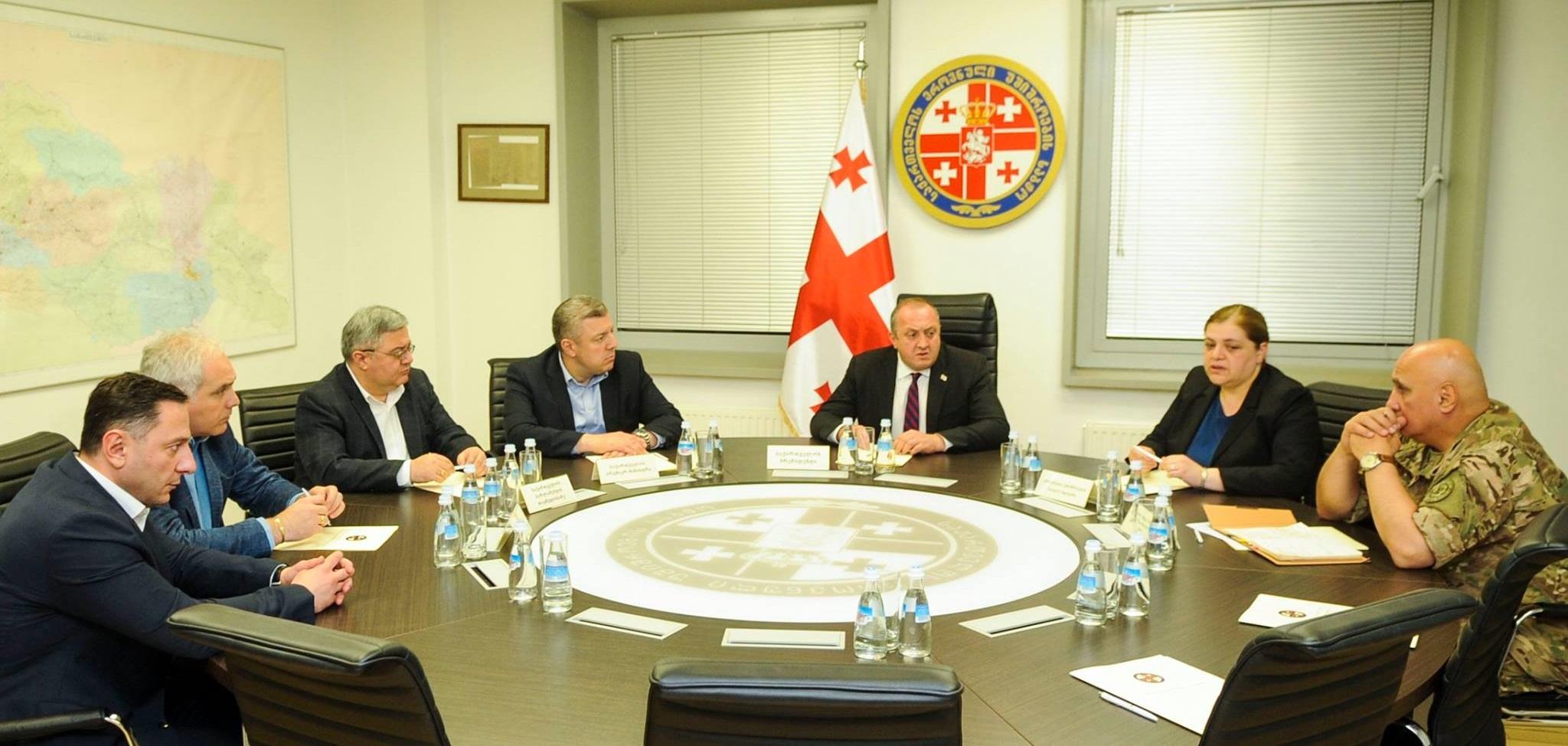 Совет безопасности Грузии