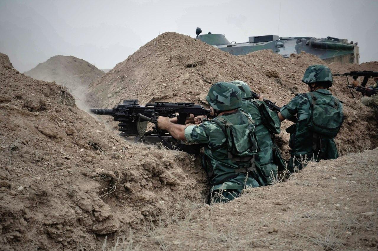 Карабах нарушение перемирия