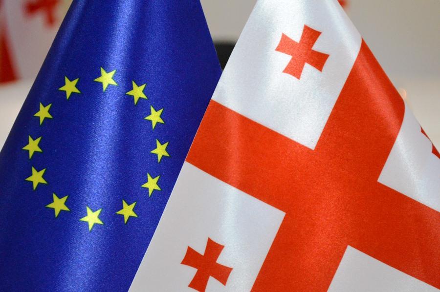 Соглашение об ассоциации между Грузией и ЕС вступило в силу