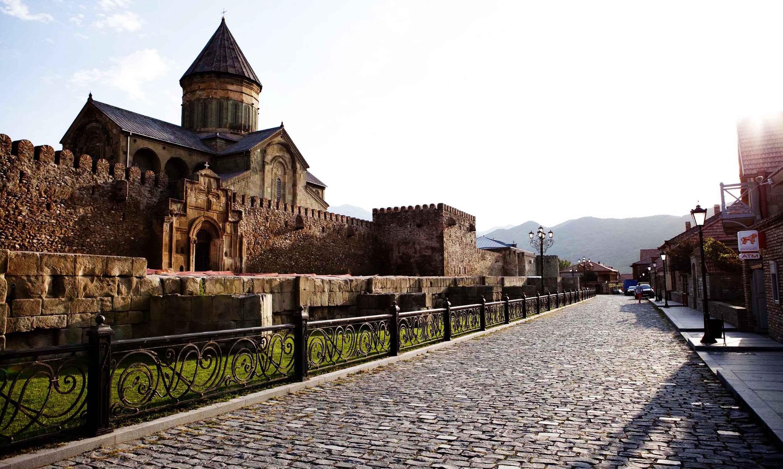 Город Мцхета возвращен в основной список всемирного наследия ЮНЕСКО