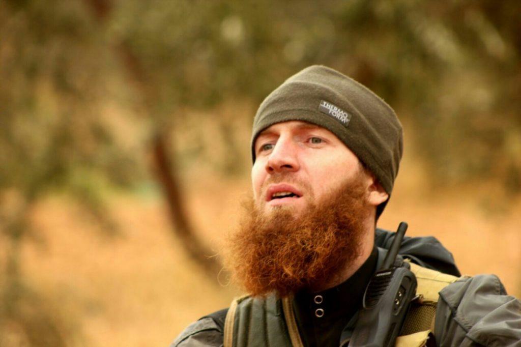 """ИГ подтвердило гибель своего """"министра"""" Тархана Батирашвили"""