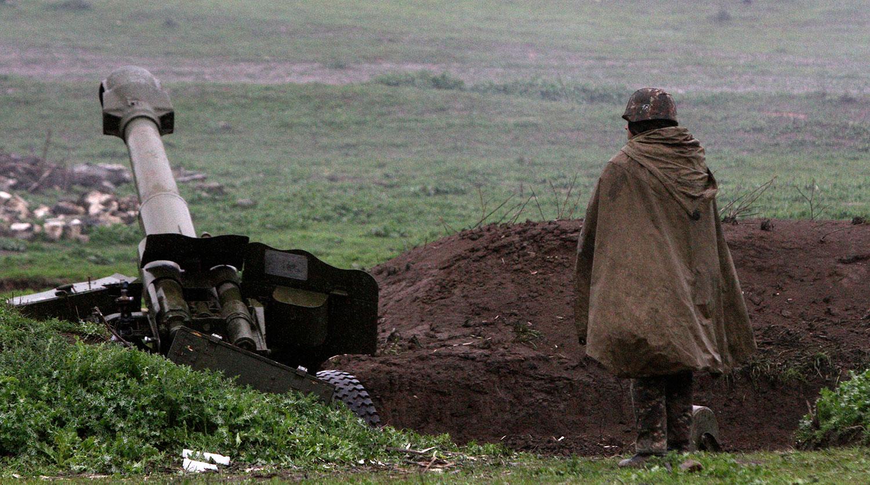Ситуация зоне конфликта в Нагорном Карабахе вновь обострилась