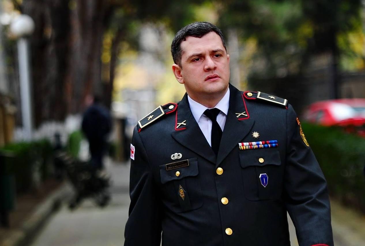 Каландадзе: данные о засекреченных военных объектах Грузии переданы спецслужбам России
