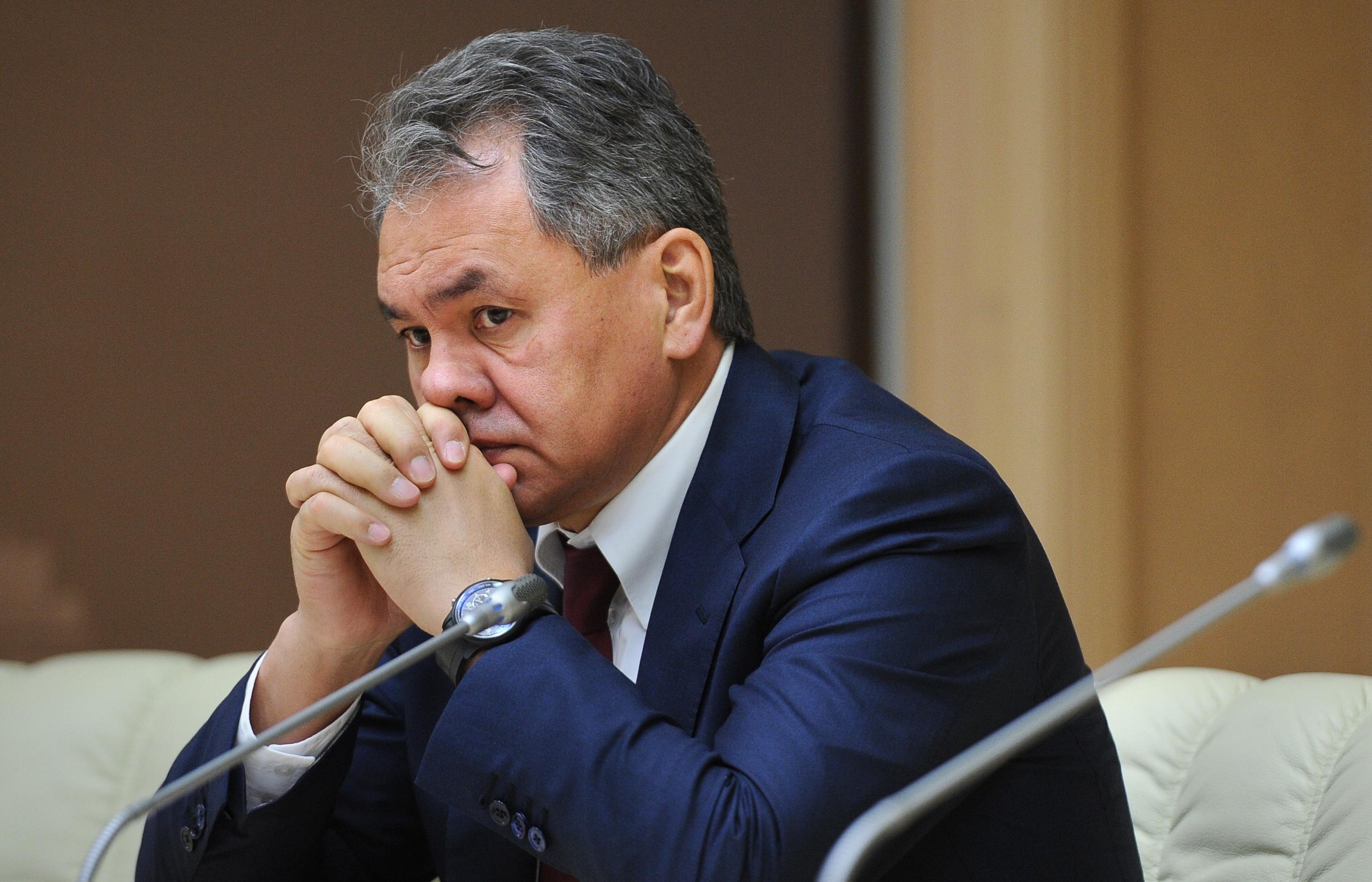 На Украине завели уголовное дело против главы Минобороны России