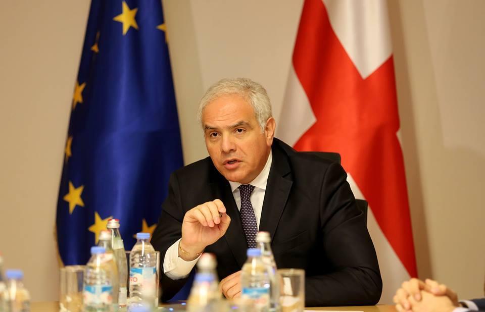 Глава МВД Грузии издал указ по обеспечению порядка на выборах