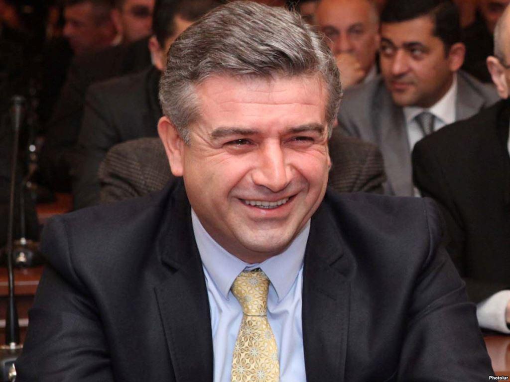 Экс-чиновник «Газпрома» стал премьером Армении