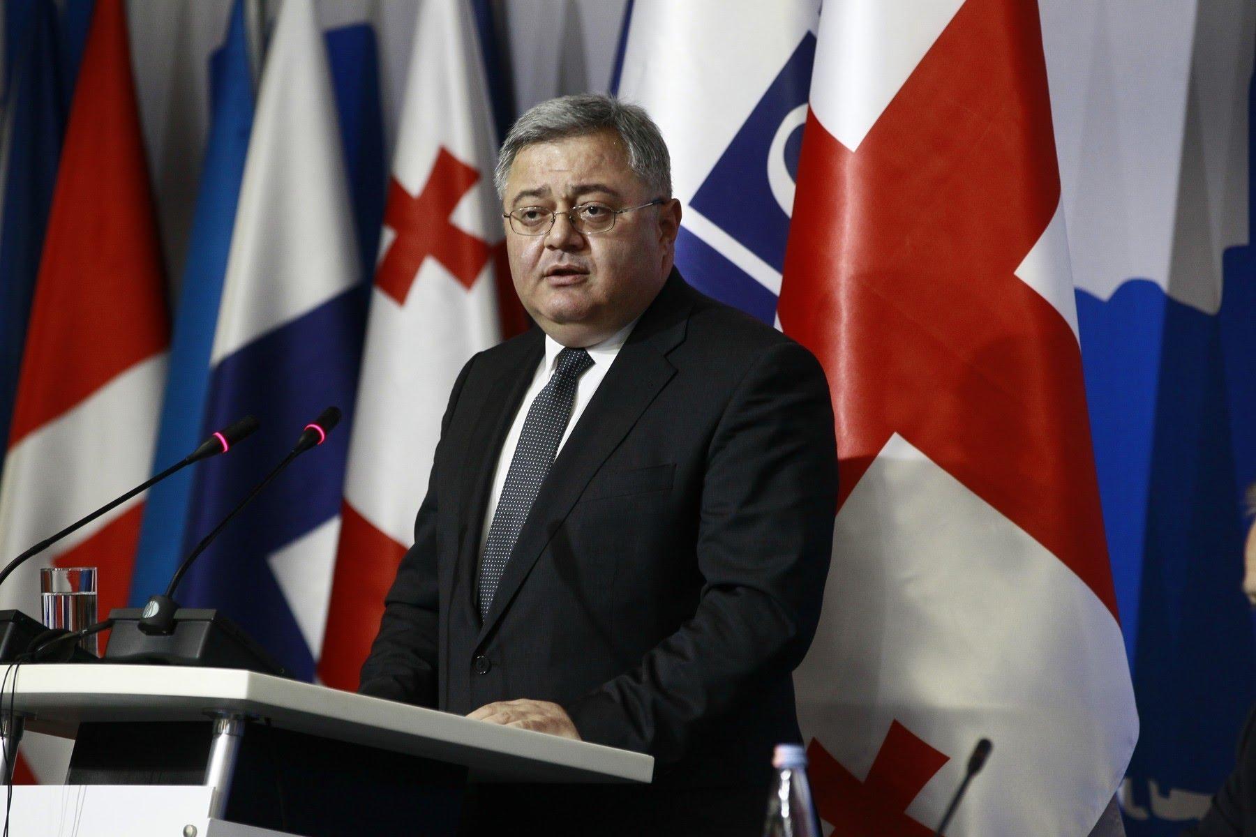 Давид Усупашвили выступил за размещение военной базы США в ГрузииДавид Усупашвили выступил за размещение военной базы США в Грузии