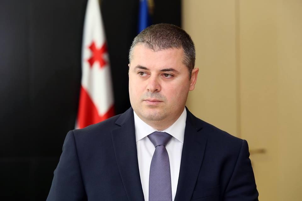 Министр сельского хозяйства Грузии покинул свой пост