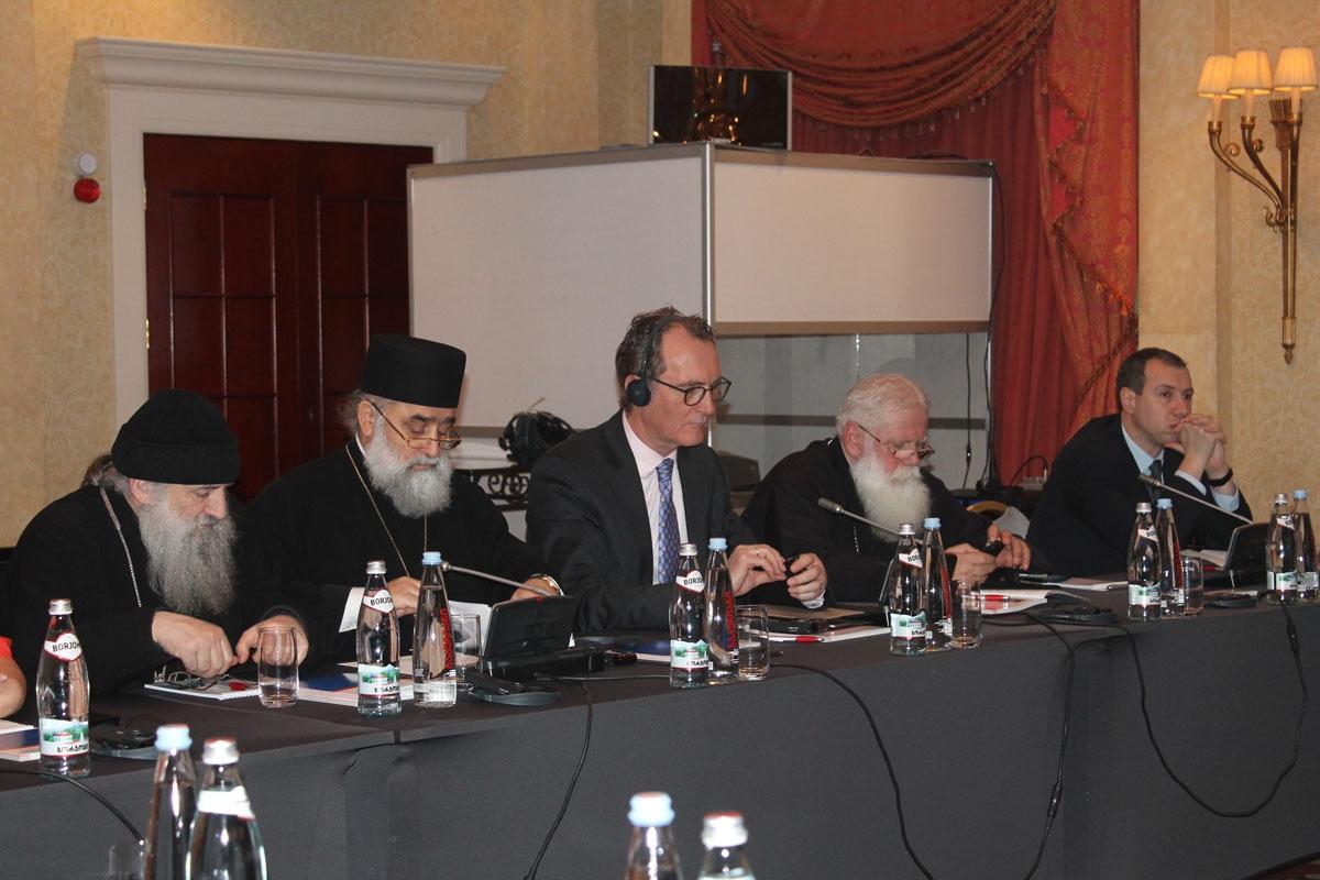 Грузинское духовенсво подключаются к процессам евроатлантической интеграции