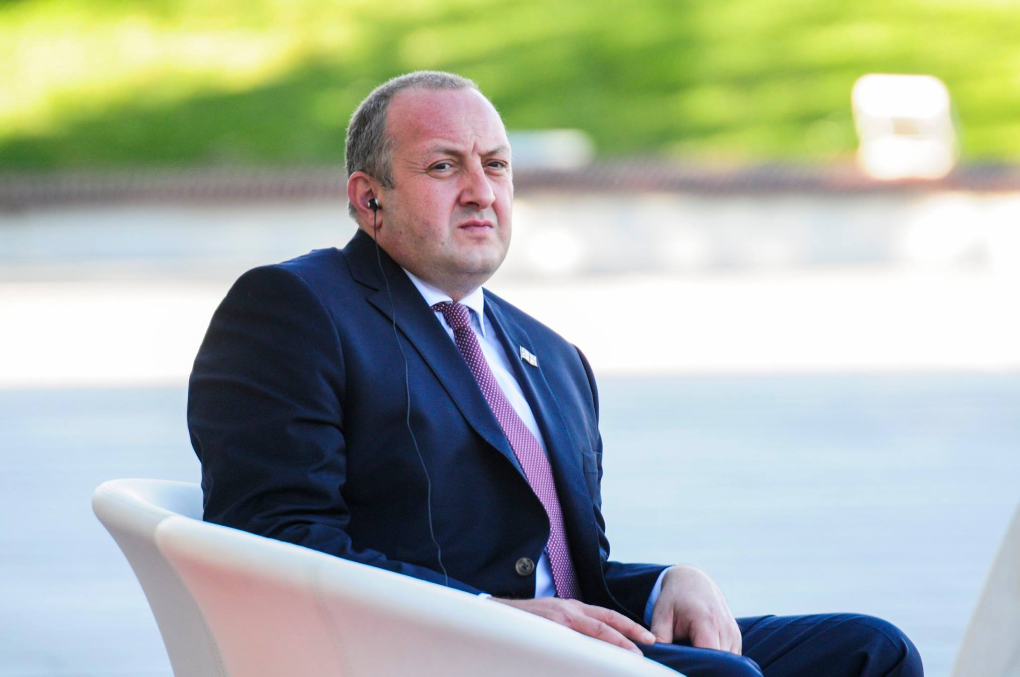 Георгий Маргвелашвили