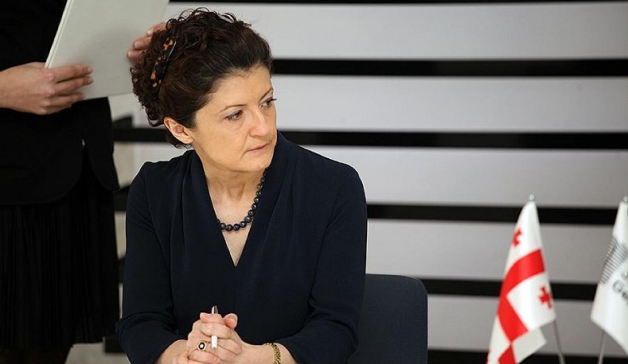 Минюст Грузии: ЕСПЧ удовлетворил жалобу по делу Вано Мерабишвили