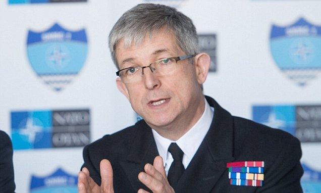 Командующий ВМС НАТО: у нас нет желания ввязываться в новую холодную войну