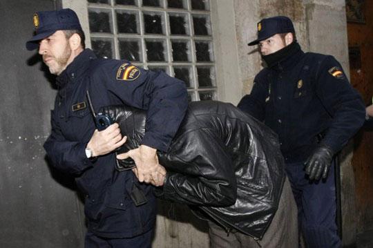В Испании арестованы члены грузинской ОПГ, лидер банды объявлен в розыск