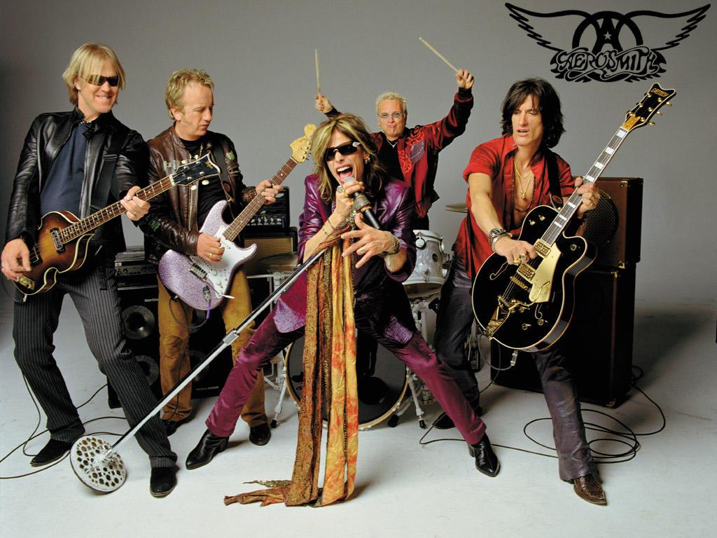 В Грузии пройдет концерт легендарной рок-группы Aerosmith