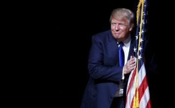 Дональд Трамп, 45-1 президент США