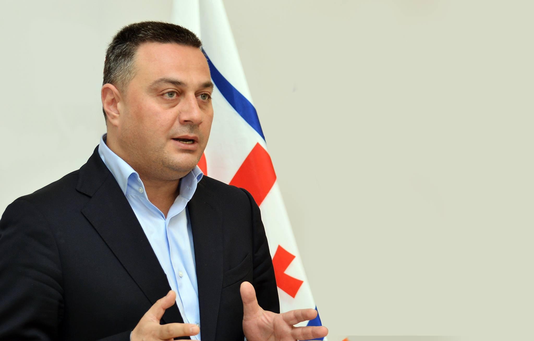 Виктор Долидзе отказался от должности сопрезидента ПА «Евронест»
