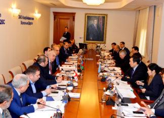 Грузия,Азербайджан, Казахстан и Турция подписали меморандум о взаимопонимании
