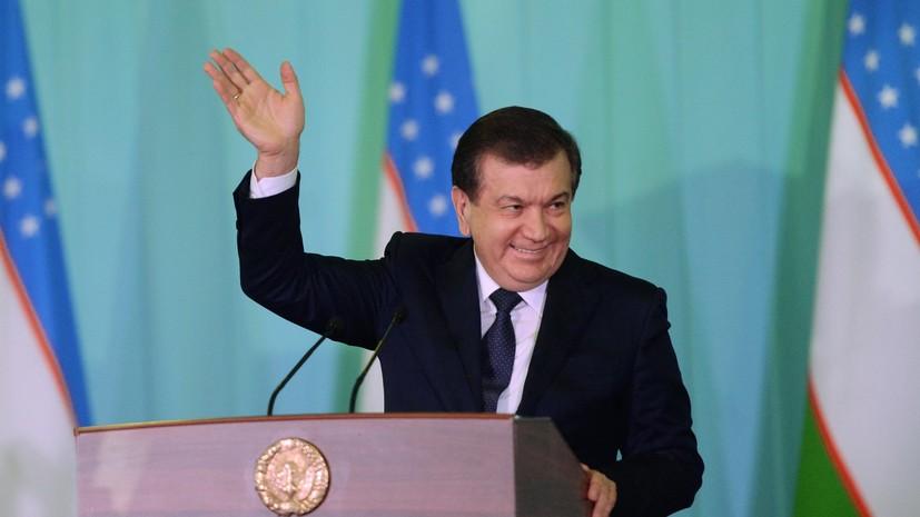 Новым президентом Узбекистана избран Шавкат Мирзиеев