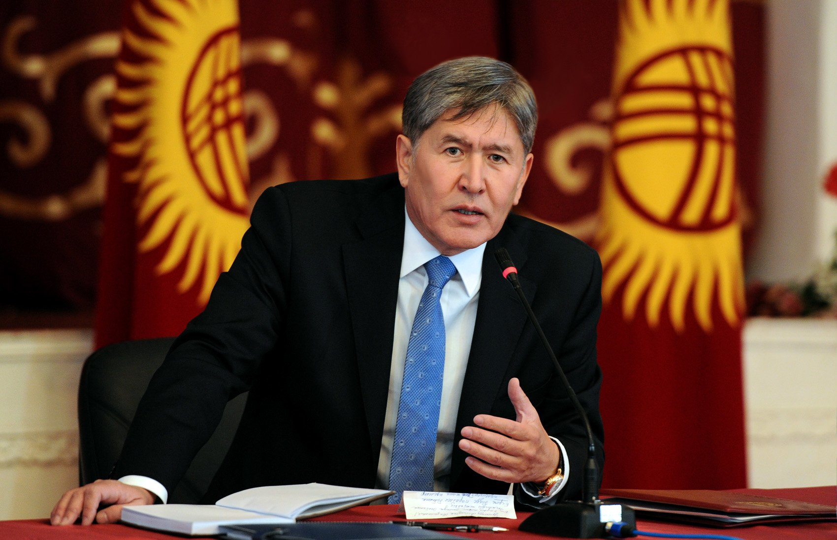 Президент Кыргызстана заявил о выводе российской военной базы с территории страны