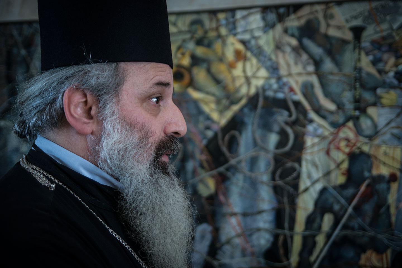 Владыка Досите, руководитель епархии ГПЦ в Бельгии и Нидерландах