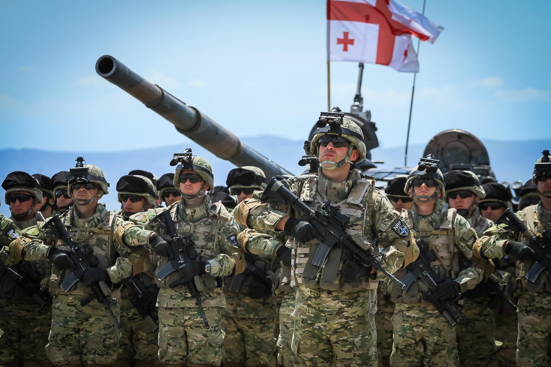 Грузия заняла 48 место в глобальном индексе милитаризации