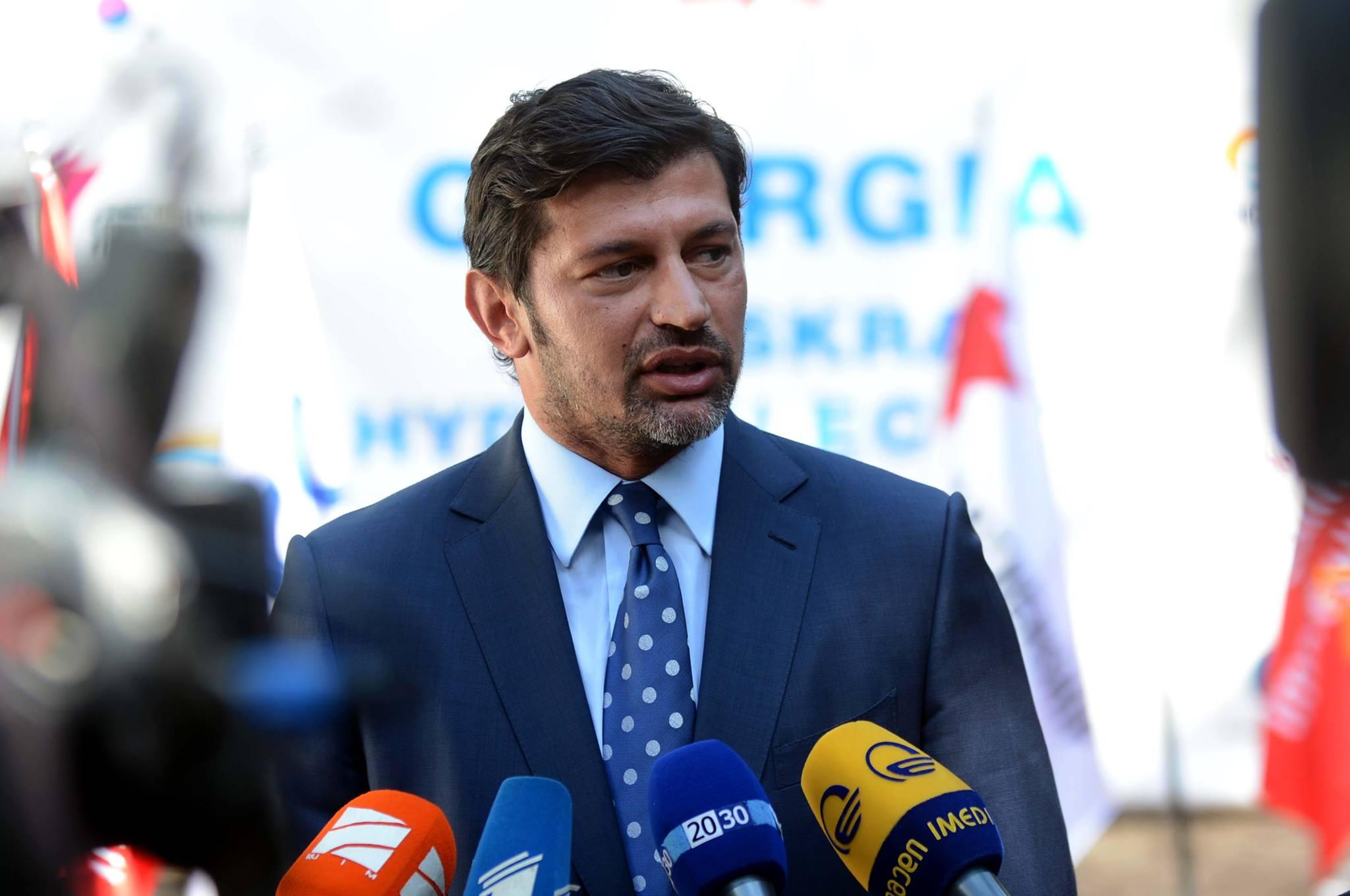 "Грузия отказалась от предложения ""Газпрома"""