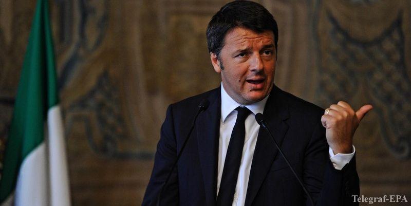 Премьер-министр Италии Маттео Ренци заявил об отставке