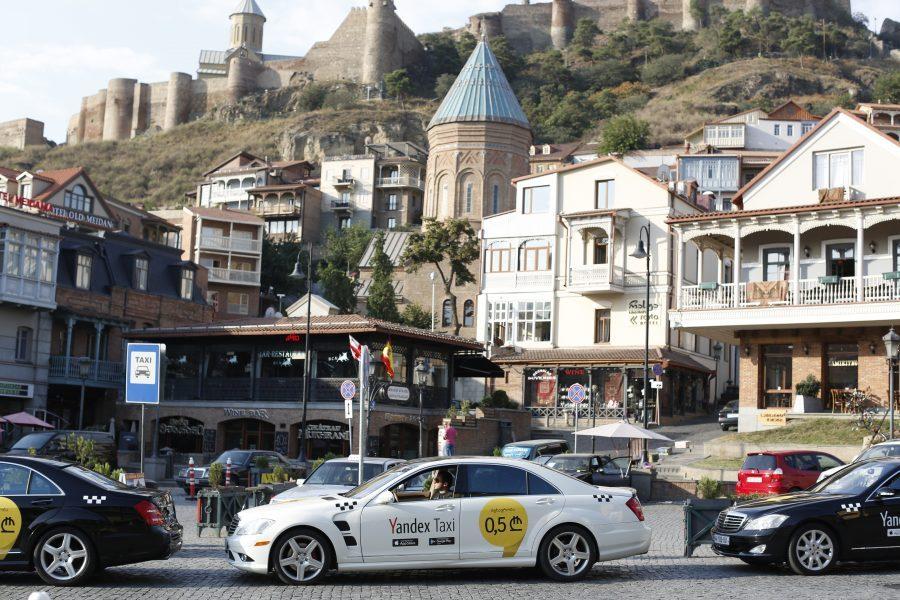 «Яндекс.Такси» в Грузии: дойдет ли дело до суда?