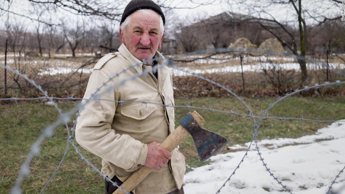 СNN опубликовал рассказ о жителе Южной Осетии оказавшимся заложником на собственной земле
