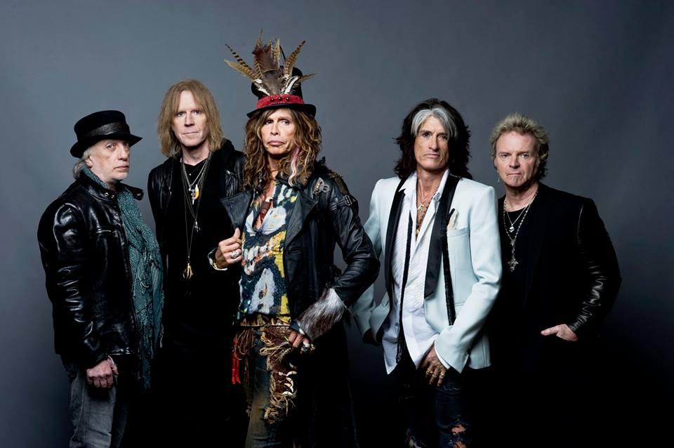 Концерт рок-группы Aerosmith обойдется госбюджету в 5 500 000 лари