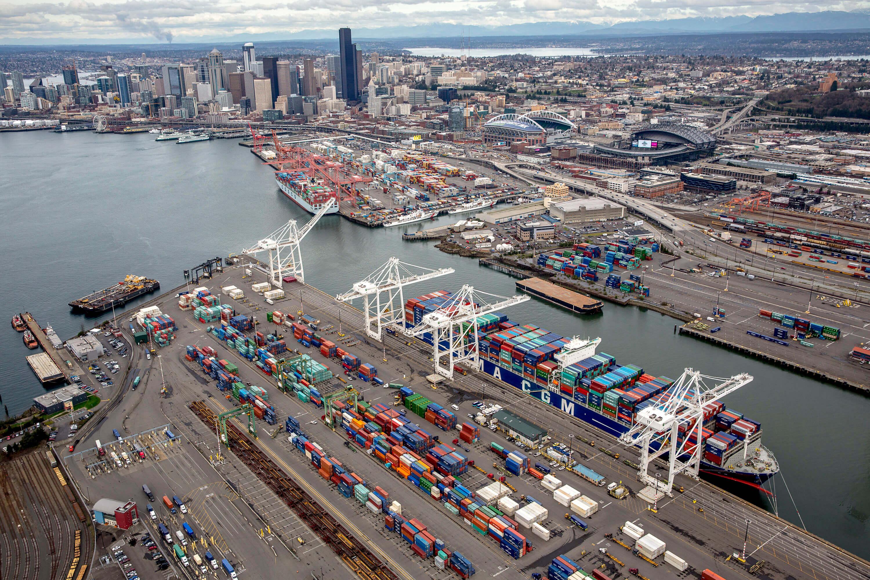 Американская компания SSA Marine ведет переговоры по строительству порта Анаклия
