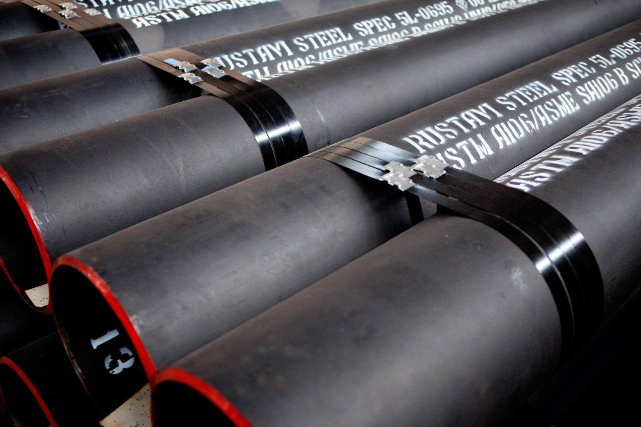 Руставский металлургический завод будет экспортировать трубы в EC
