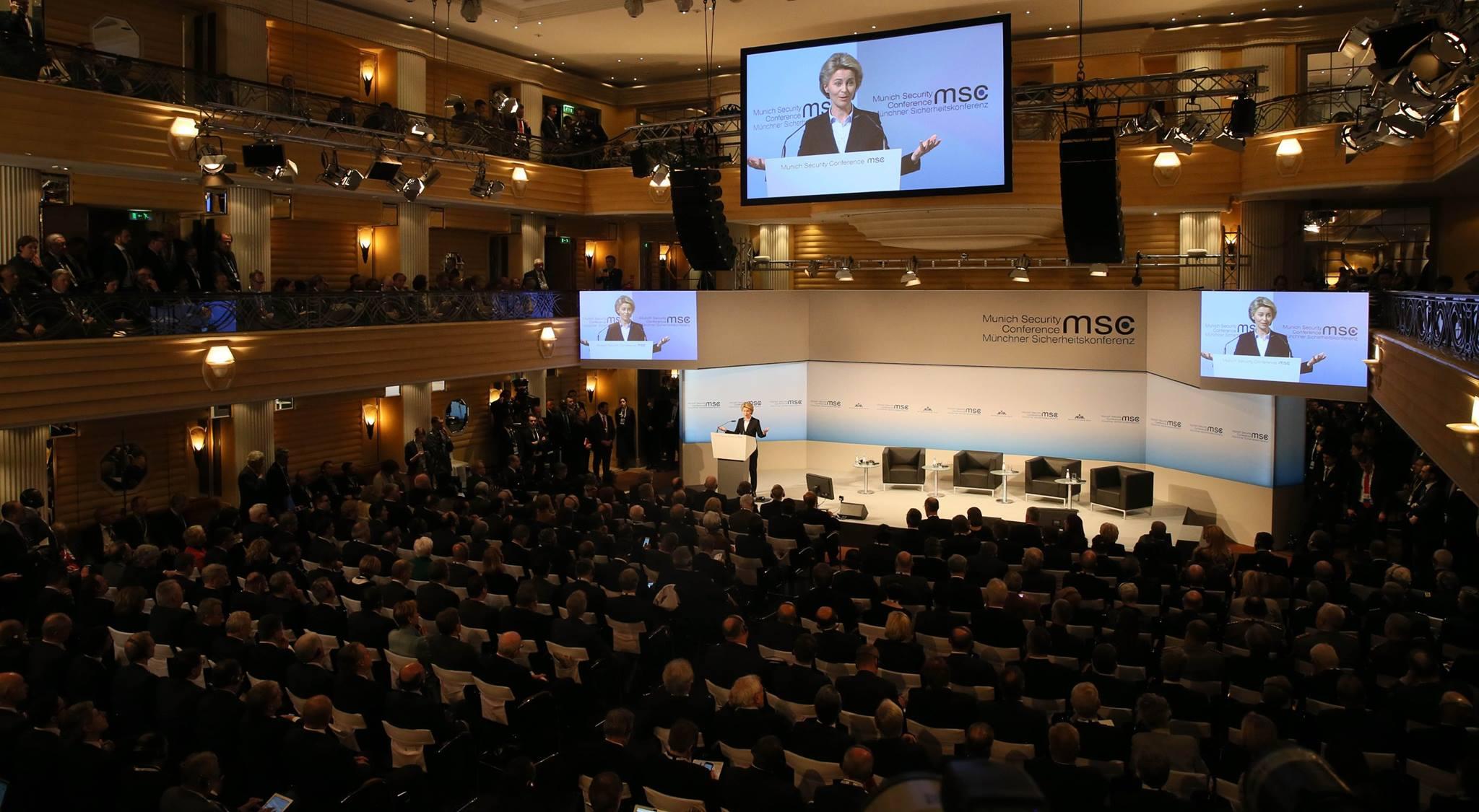 Участники Мюнхенской конференции заверили Грузию в своей поддержке