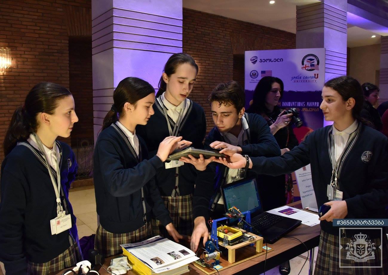Школьники из Грузии поедут учиться в NASA