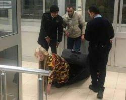 Гражданка Грузии пыталась въехать в Турцию в чемодане