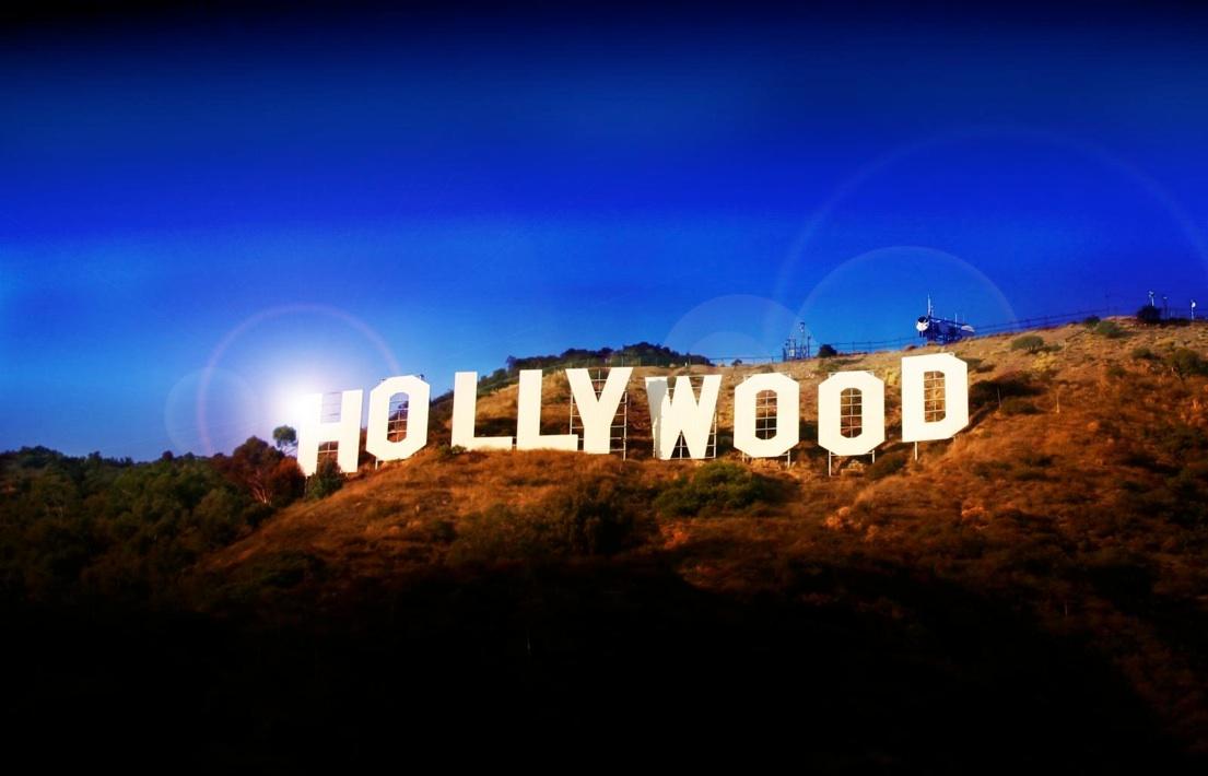 Hollywood hills background 1 #новости Грузия, кино, Нулевой меридиан вина, фестиваль, фильм