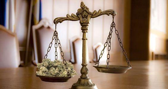 100 грамм марихуаны: наказуемо, но не лишением свободы