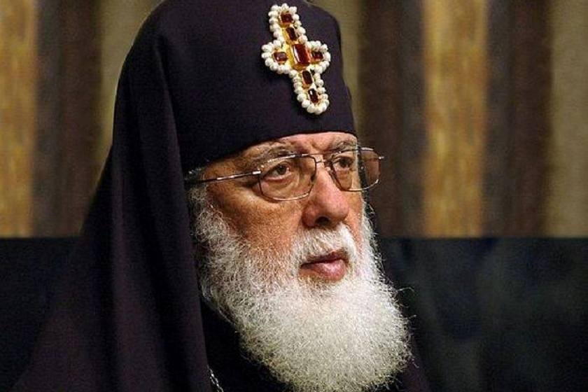 Патриарх Грузии прокомментировал сообщения опопытке покушения нанего