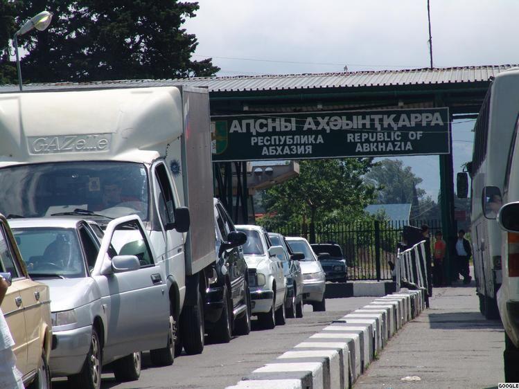 США выразили беспокойство закрытием КПП награнице Абхазии сГрузией